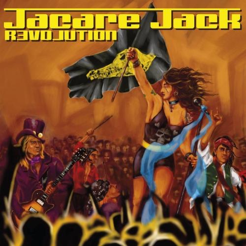 Jacare Jack - Revolution (2020)