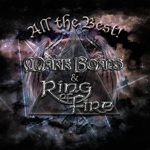 Mark Boals And Ring Of Fire - All the Best! (2020)