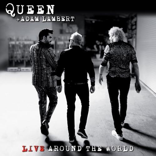 Queen & Adam Lambert - Live Around the World (2020) + Hi-Res + 1080p Video