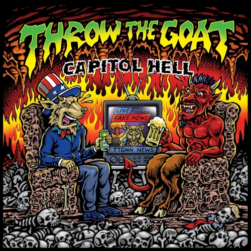 Throw the Goat - Capitol Hell (2020)