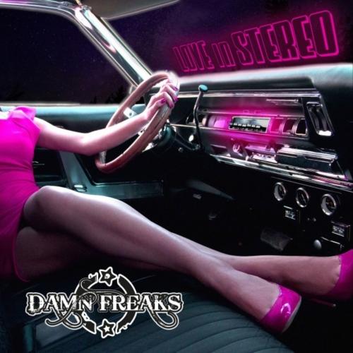 Damn Freaks (Tygers Of Pan Tang) - Love in Stereo (2020)