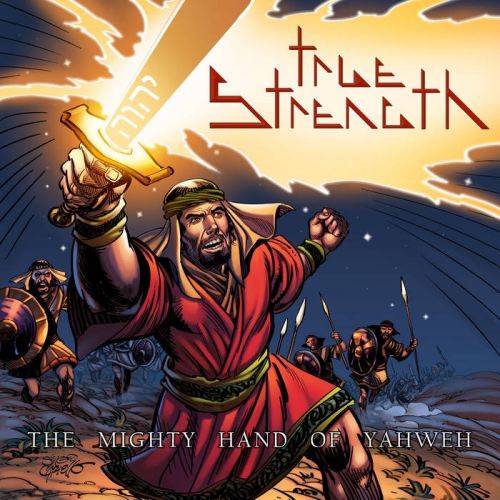 True Strength - The Mighty Hand of Yahweh (2020)