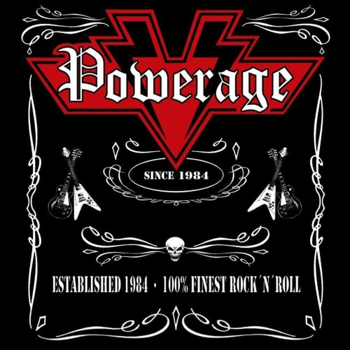 Powerage - Seven (2020)