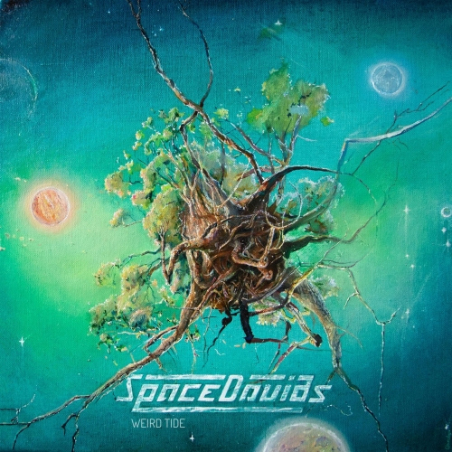 Space Druids - Weird Tide (2020)