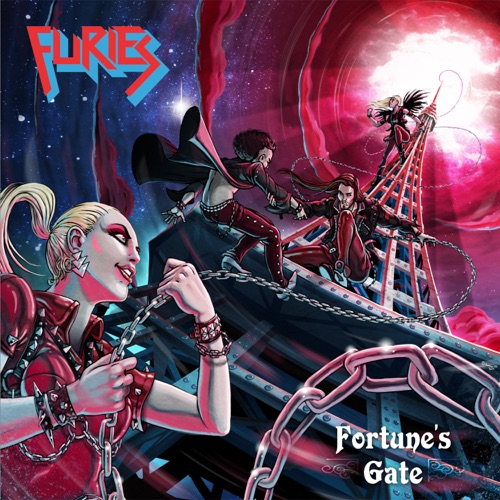 Furies - Fortune's Gate (2020)