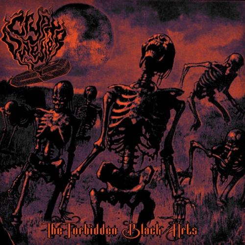 Crypt Dweller - The Forbidden Black Arts (2020)