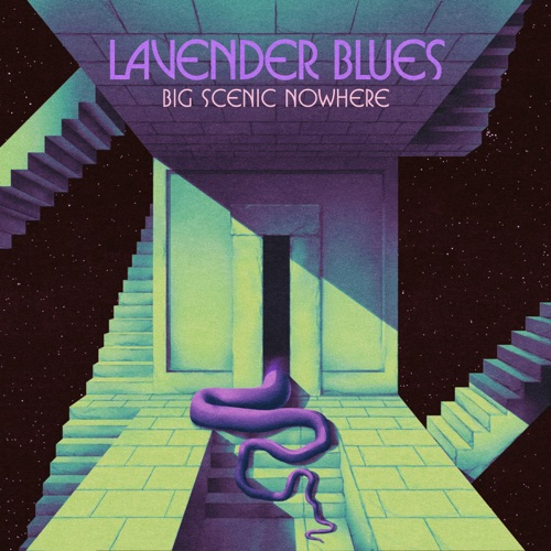 Big Scenic Nowhere - Lavender Blues - EP (2020)