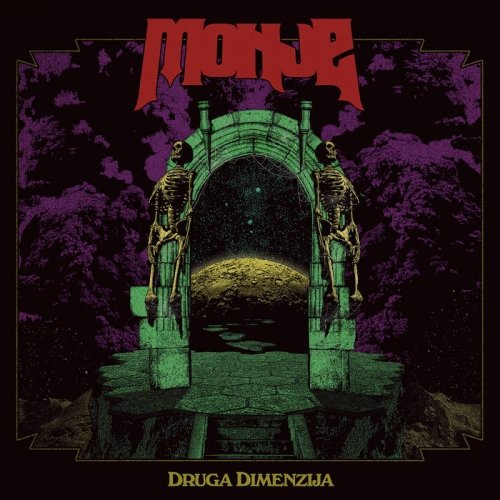 Monje - Druga Dimenzija (2020)