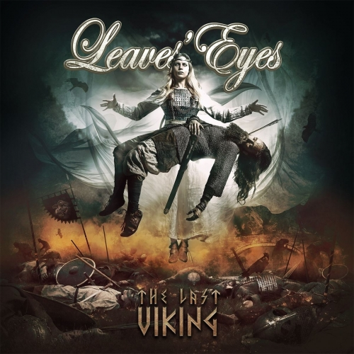 Leaves' Eyes - The Last Viking [2CD] (2020)