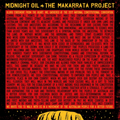 Midnight Oil - The Makarrata Project (2020)