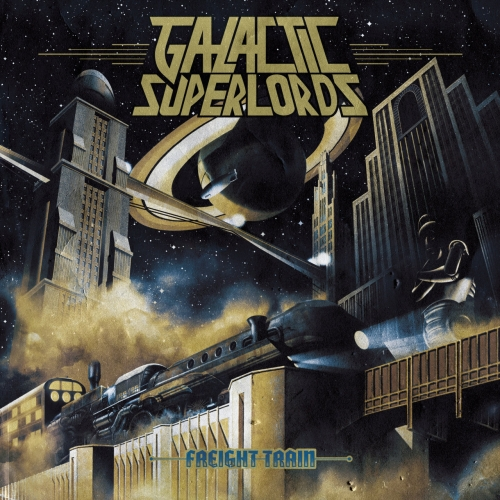 Galactic Superlords - Freight Train (2020)