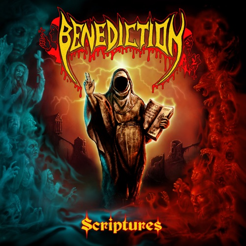 Benediction - Scriptures (Mailorder Edition 2 CD) (2020) + Hi-Res