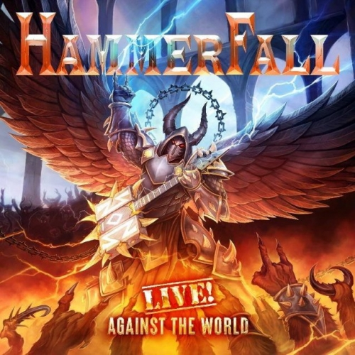 HammerFall - Live! Against the World (2020) + 1080p + Blu Ray