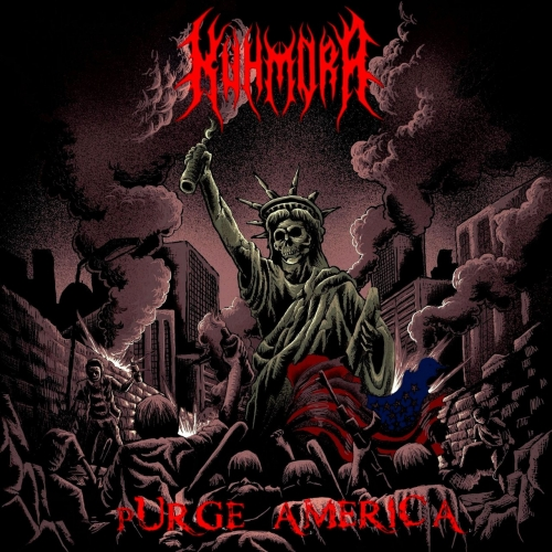 Kuhmora - Purge America (EP) (2020)
