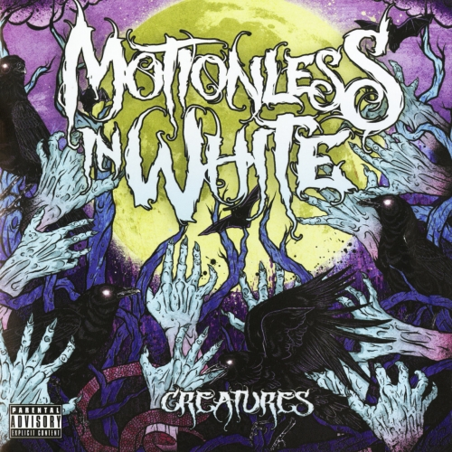 Motionless In White - Creatures (Deluxe Edition) (2020)
