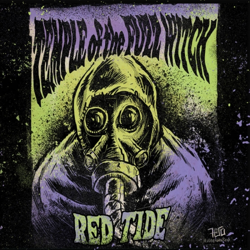 Temple of the Fuzz Witch - Red Tide (2020)