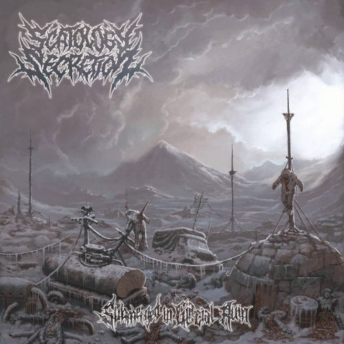 Scatology Secretion - Submerged in Glacial Ruin (2020)
