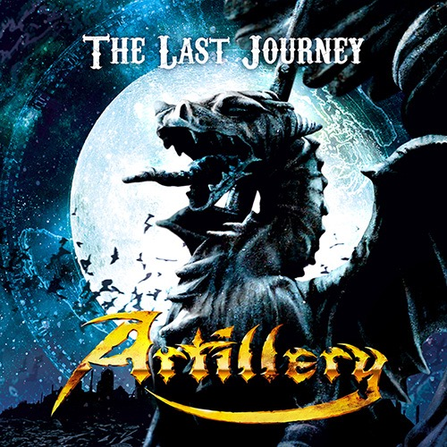 Artillery - The Last Journey (Single) (2020)