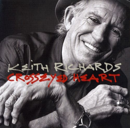 Keith Richards - Сrоssеуеd Неаrt [Limitеd Еditiоn] (2015)