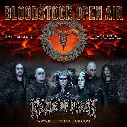 Cradle Of Filth - Bloodstock (Live) (2020)