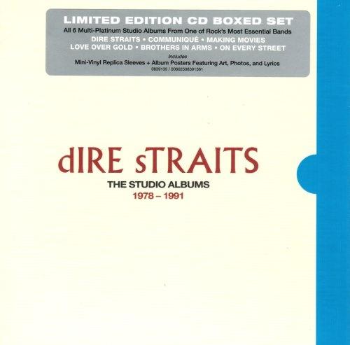 Dire Straits - Тhе Studiо Аlbums 1978-1991 (2020)