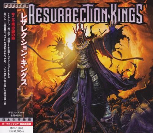Resurrection Kings - Rеsurrесtiоn Кings [Jараnеsе Еditiоn] (2016)