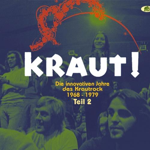 VA - Kraut! Die Innovativen Jahre Des Krautrock 1968 - 1979 Teil 2 Die Mitte [2020]