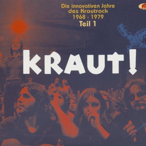 VA – Kraut! Die Innovativen Jahre Des Krautrock 1968 - 1979 Teil 1 Der Norden