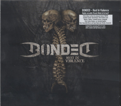 Bonded - Rest In Violence (Limited Edition) (2020)