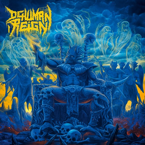 Dehuman Reign - Descending upon the Oblivious (2020)