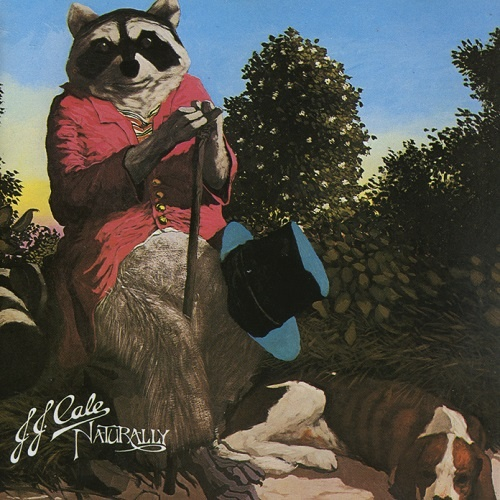 J.J. Cale - Naturally [Reissue 1987] (1972)