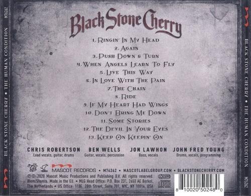 Black Stone Cherry - The Human Condition (2020) + Hi-Res