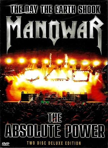 Manowar - The Day The Earth Shook - The Absolute Power (2005)