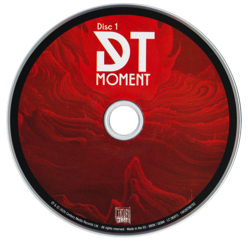 Dark Tranquillity - Moment (Limited Edition 2 CD) (2020) + Hi-Res