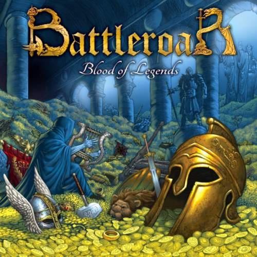 Battleroar - Вlооd Оf Lеgеnds (2014)