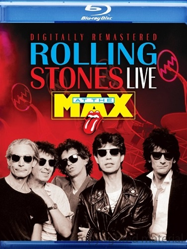 The Rolling Stones - Live At The Max (1991)