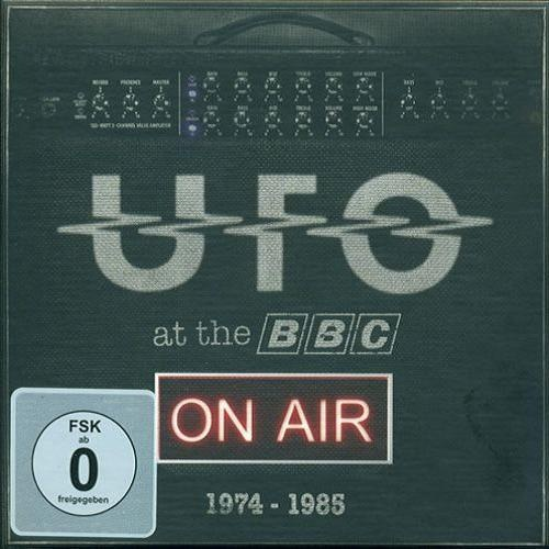 UFO - On Air. At The BBC. 1974-1985 (2013)
