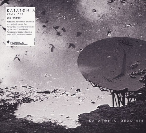 Katatonia - Dead Air (2020) + Hi-Res + DVD