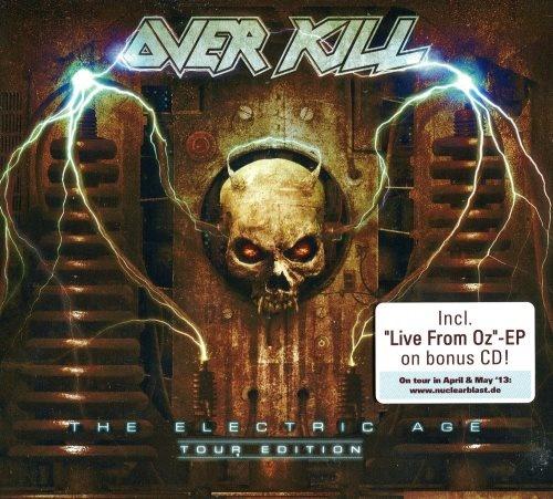 Overkill - Тhе Еlесtriс Аgе [2СD] (2013)