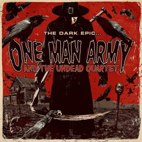 One Man Army and The Undead Quartet - Тhе Dаrk Ерiс... (2011)