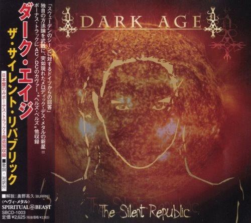 Dark Age - Тhе Silеnt Rерubliс [Jараnеsе Еditiоn] (2002)