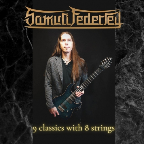Samuli Federly - 9 Classics with 8 Strings  (2020)