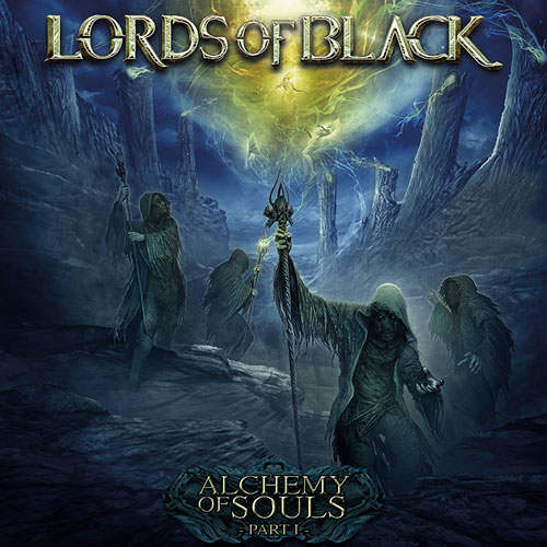 Lords of Black - Alchemy of Souls, Pt. I (Japanese Edition) (2020) + Hi-Res