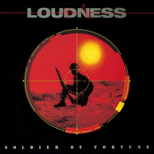 LOUDNESS - SOLDIER OF FORTUNE (30th ANNIVERSARY) [Audio Version] (2020)