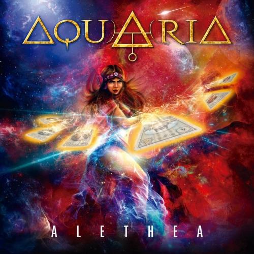 Aquaria - Alethea (Japanese Edition) (2020)