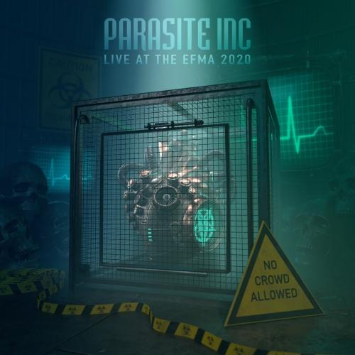 Parasite Inc. - Live at the Emfa 2020 - No Crowd Allowed (2020)