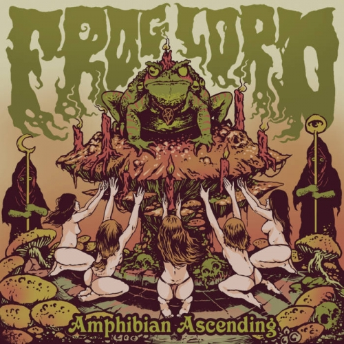 Froglord - Amphibian Ascending (2020)
