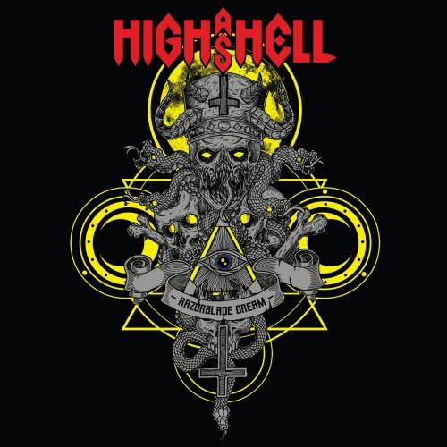 High as Hell - Razorblade Dream (2020)