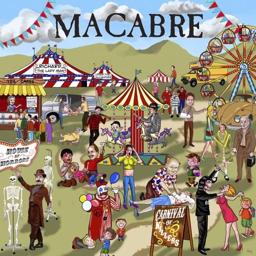 Macabre - Carnival of Killers (2020) + Hi-Res