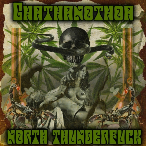 Ghathanothoa - North Thunderfuck (2020)